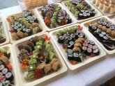 sushi catering brno